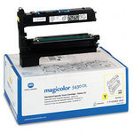 Konica Minolta 1710580-002 Yellow Toner Cartridge