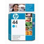 HP 44 Cyan Inkjet Print Cartridge 51644C