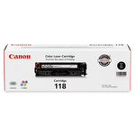 Canon 2662B001 Cartridge 118 Black Toner