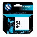 HP 54 Black Inkjet Print Cartridge