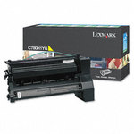 Lexmark C780H1YG Yellow High Yield Toner