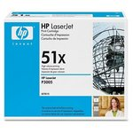 HP Q7551X High Yield Laser Toner Cartridge