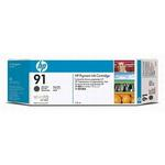 HP 91 Pigment Matte Black Ink Cartridge C9464A