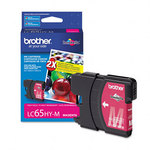 Brother LC65HYM High Yield Magenta Ink Cartridge