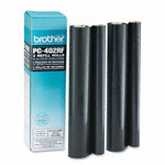Brother PC402RF Fax Film Rolls