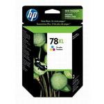 HP 78XL Tri-Color Inkjet Print Cartridge C6578AN