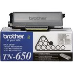 Brother TN650 High Yield Toner Cartridge