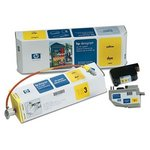HP Designjet CP Yellow Dye Ink System C1809A