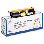 Konica Minolta 1710587-005 Yellow High Yield Toner