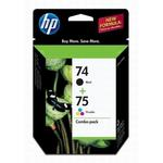 HP 74/75 Ink Combo Pack CC659FN