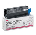 OKI 42127402 High Yield Magenta Toner Cartridge
