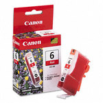 Canon 8891A003 BCI-6R Red Ink Cartridge