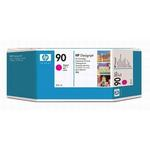 HP 90 Magenta Ink Cartridge C5062A