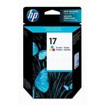 HP 17 Tri-Color Inkjet Print Cartridge C6625AN