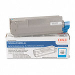 OKI 43324403 High Yield Cyan Toner Cartridge