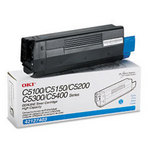 OKI 42127403 High Yield Cyan Toner Cartridge