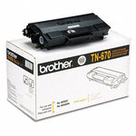 Brother TN670 Toner Cartridge