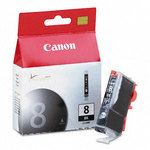 Canon 0620B002 CLI-8BK Black Ink Cartridge