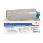 OKI 43324402 High Yield Magenta Toner Cartridge