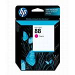 HP 88 Magenta Ink Cartridge C9387AN