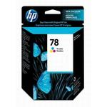 HP 78 Tri-Color Inkjet Print Cartridge C6578DN