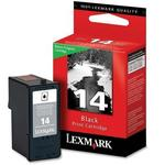 Lexmark 18C2090 #14 Black Print Cartridge