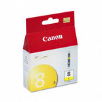 Canon 0623B002 CLI-8Y Yellow Ink Cartridge