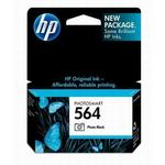 HP 564 Photo Black Ink Cartridge CB317WN
