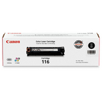Canon 1980B01AA Cartridge 116 Black Toner