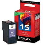 Lexmark 18C2110 #15 Color Print Cartridge