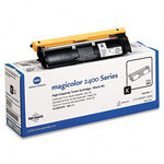Konica Minolta 1710587-004 Black High Yield Toner