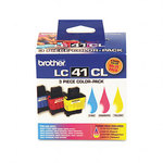 Brother LC413PKS Color inkjet 3-pk (CMY)