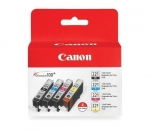 Canon 2946B004 CL-221CLPK 4-Color Value Pack