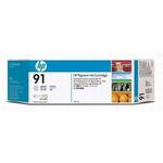 HP 91 Pigment Light Gray Ink Cartridge C9466A