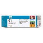 HP 91 Pigment Light Magenta Ink Cartridge C9471A