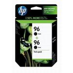 HP 96 Black Inkjet Twin Pack C9348FN