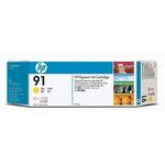 HP 91 Pigment Yellow Ink Cartridge C9469A