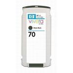 HP 70 Matte Black Ink Cartridge C9448A