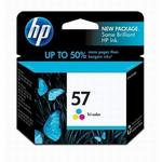 HP 57 Tri-Color Inkjet Print Cartridge C6657AN