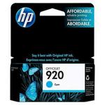 HP 920 Cyan Ink Cartridge CH634AN