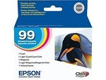 Epson T099920 Ink Cartridge 5-Color Multipack
