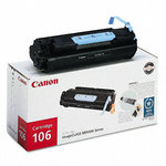 Canon Cartridge 106 Black Toner Cartridge.