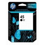 HP 45 Black Inkjet Print Cartridge 51645A