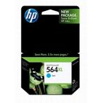 HP 564XL Cyan Ink Cartridge CB323WN