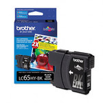 Brother LC65HYBK Black High Yield Ink Cartridge