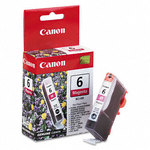 Canon 4707A003 BCI-6M Magenta Ink Cartridge
