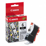 Canon 4705A003 BCI-6BK Black Ink Cartridge