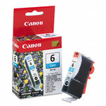 Canon 4706A003 BCI-6C Cyan Ink Cartridge