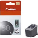 Canon 0616B002 PG-50 Black Ink Cartridge