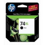 HP 74XL High Yield Black Inkjet Cartridge CB336WN